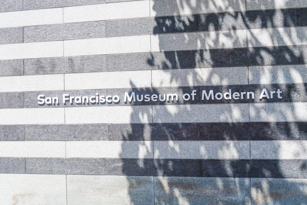 San Francisco Itinerary for 4 days: SFMOMA