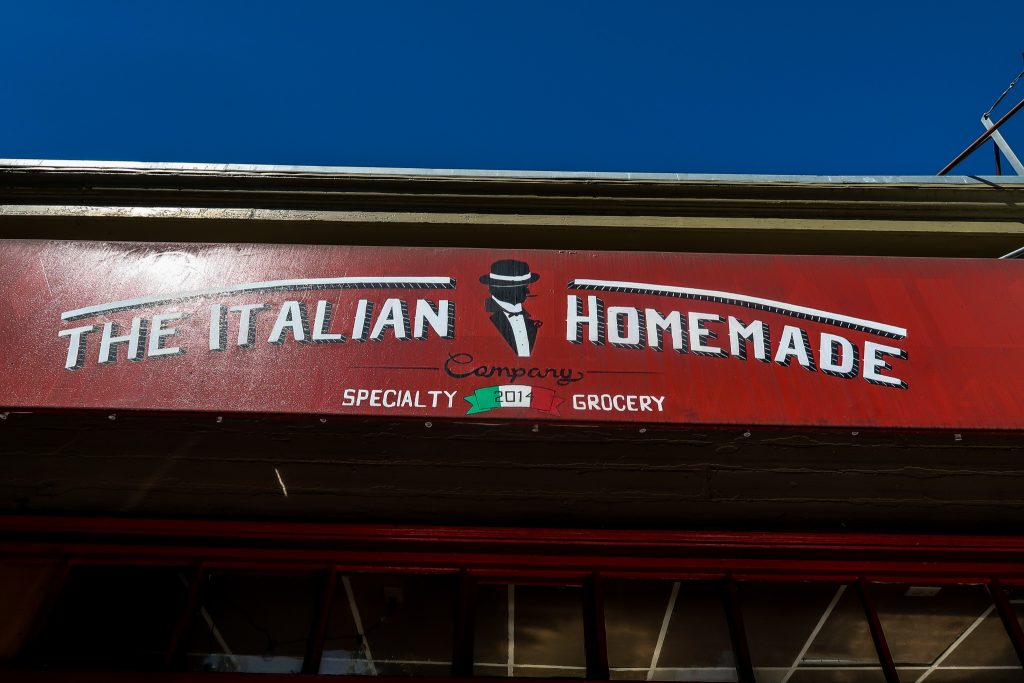 San Francisco Itinerary for 4 days: Italian Homemade