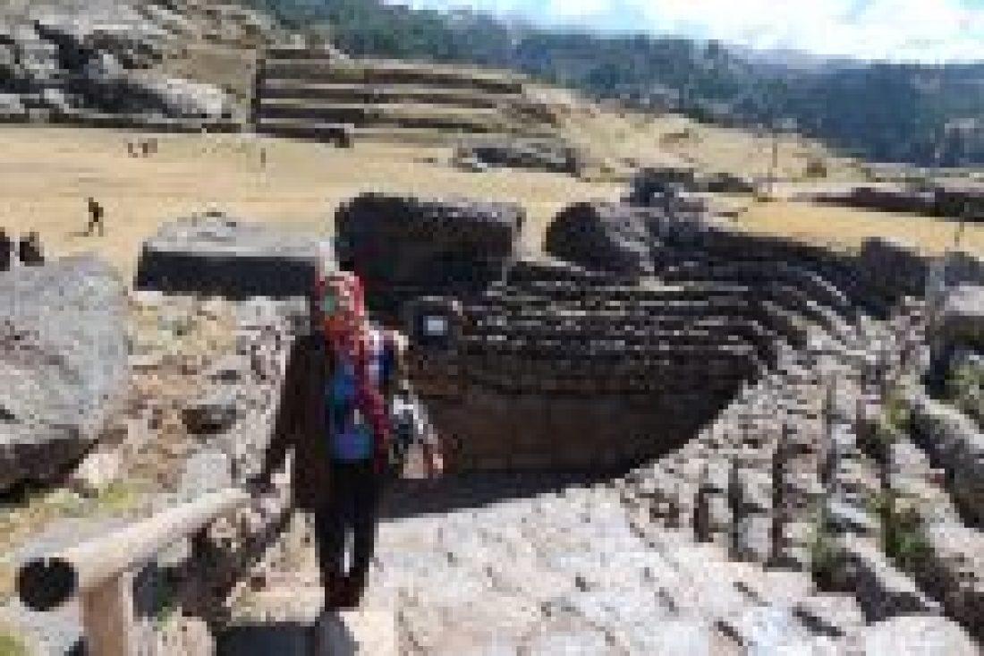 Going to Peru