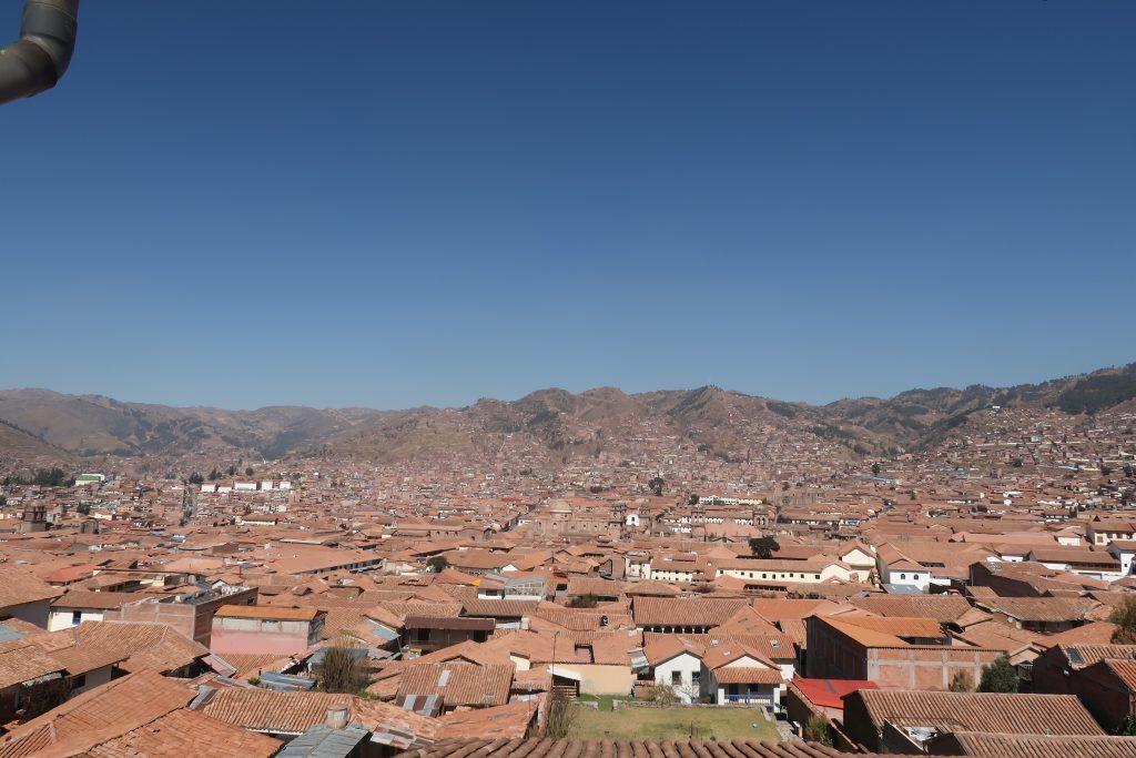 Peru Itinerary: Cusco views