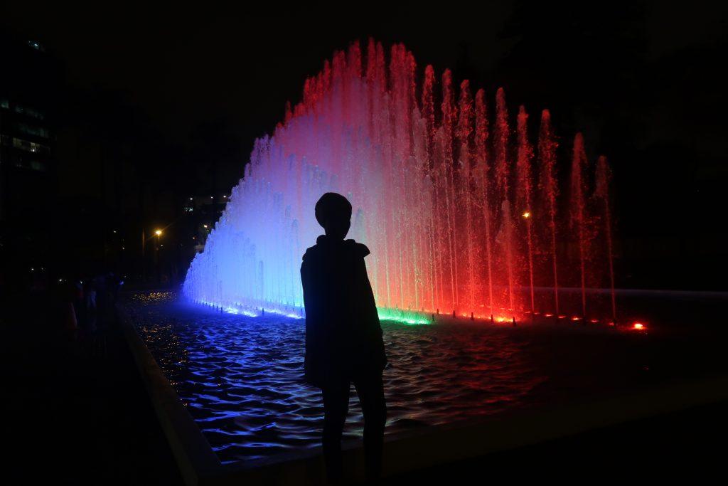 Peru Itinerary: Light Show