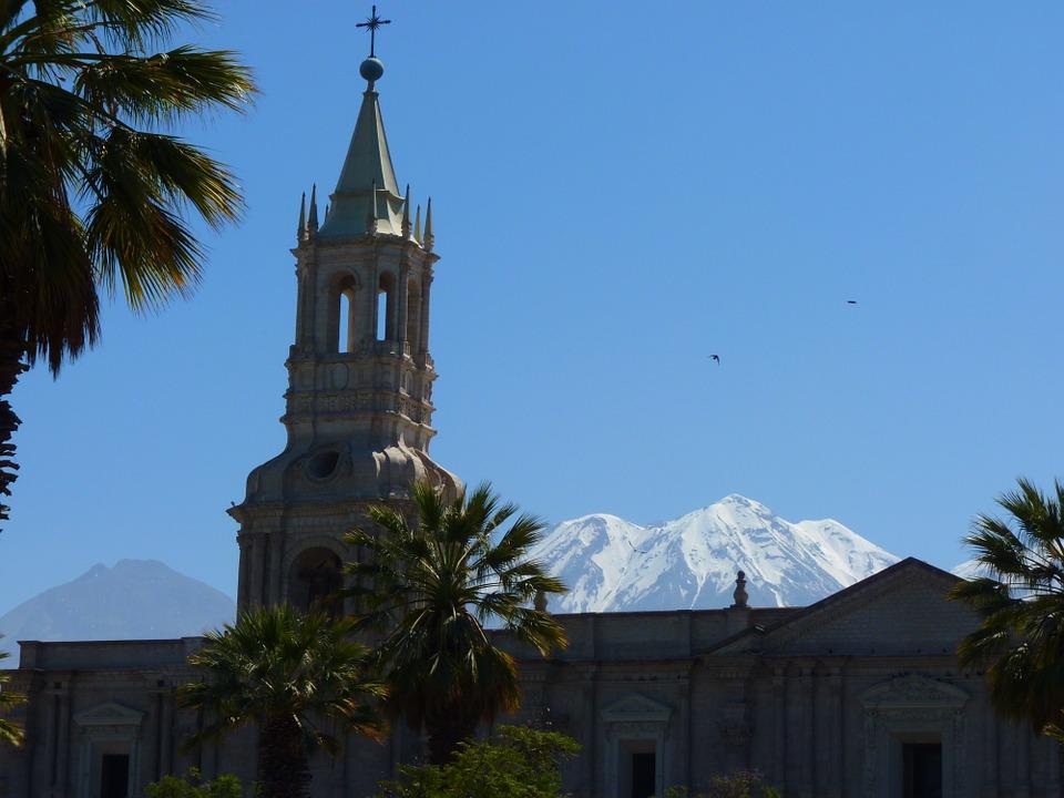 Peru Itinerary: Arequipa