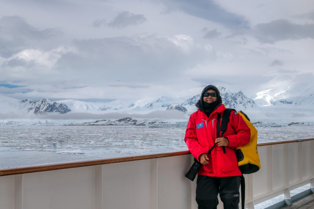 The Antarctica Experience: Drake Passage