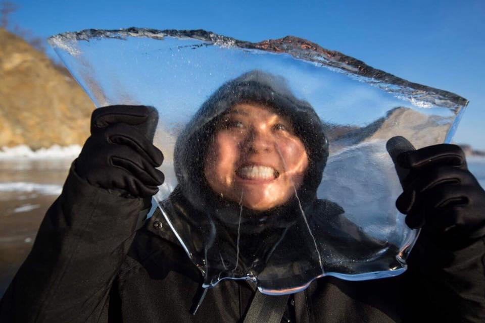 Antarctica Experience: Nora
