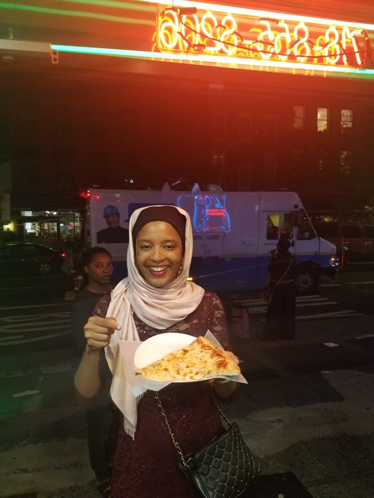 Surviving New York: Nyc Pizza