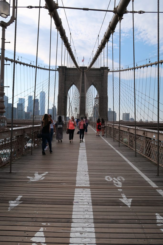 Surviving New York: Brooklyn Bridge
