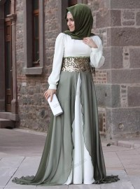 The Latest Collection of Dress Styles With Hijab