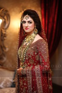 Beautiful Pakistani Bridal Dresses Pictures Designs 2017 ...