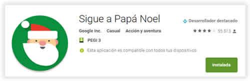 Juegos y actividades para niños en la Aldea de Papá Noel de Google