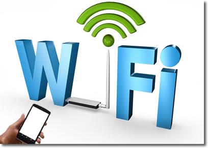 Utiliza la red Wifi para invitados de tu router por seguridad
