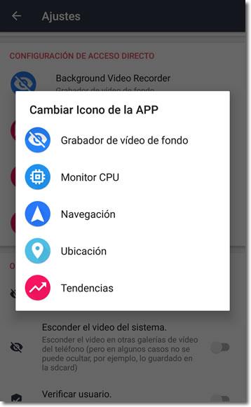 Utiliza tu Android como cámara espía sin que nadie lo advierta