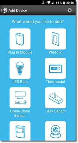 Dispositivos Insteon para convertir nuestro hogar en inteligente
