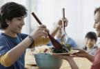 alimentacion pubertad adolescencia