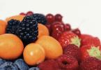 las frutas más dulces