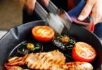 cocinar con menos grasas