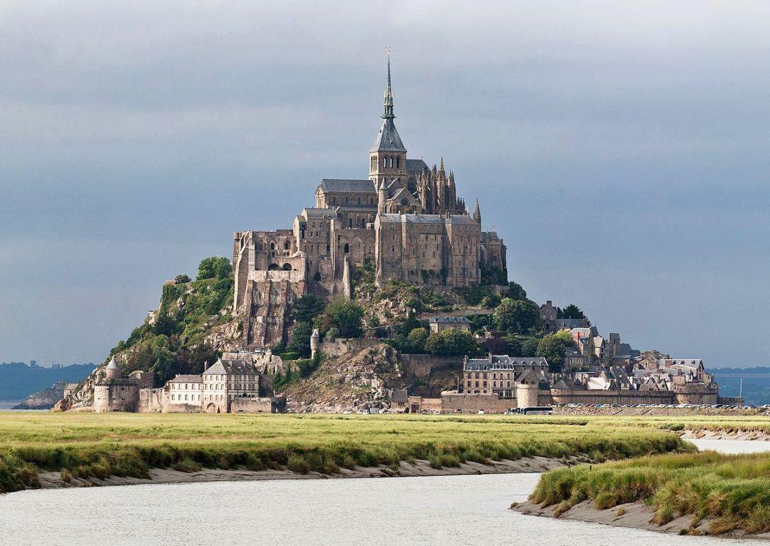 le Mont Saint-Michel, but de l'itinérance
