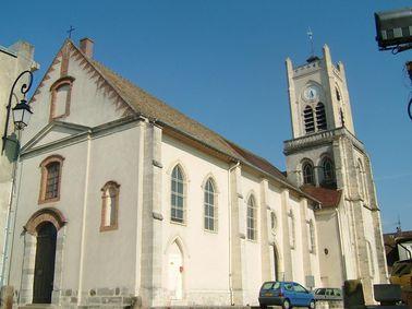 Eglise Saint-Nicolas Neauphle le Chateau GR22