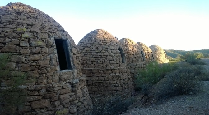The Florence Coke Ovens