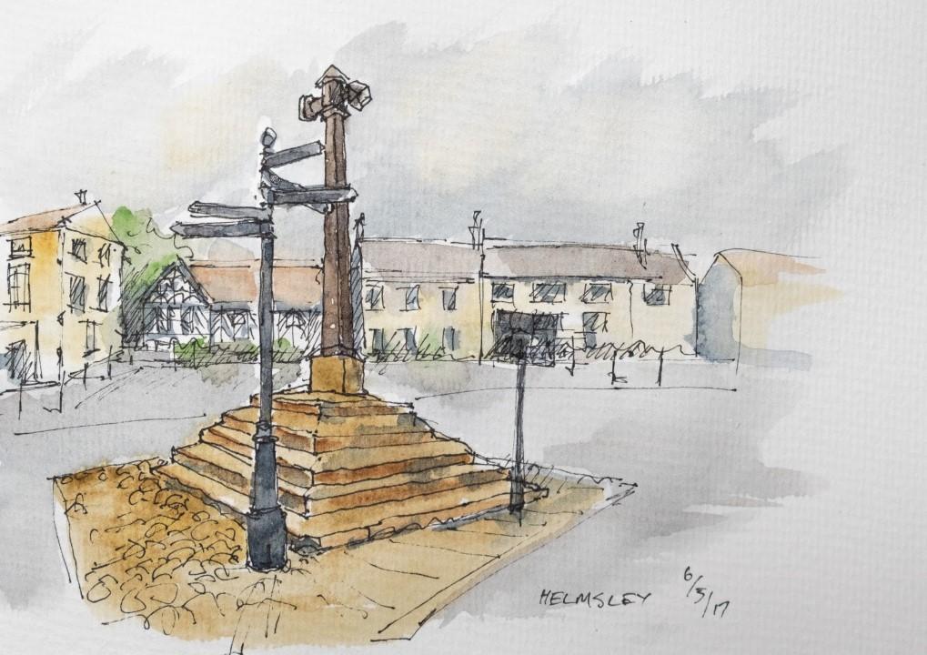 Helmsley Market Cross