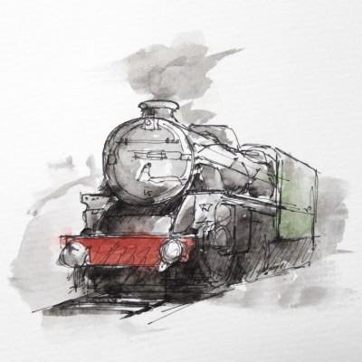 Locomotive, North Yorks Moors Railway