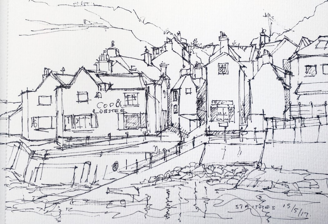 Staithes - Cod & Lobster