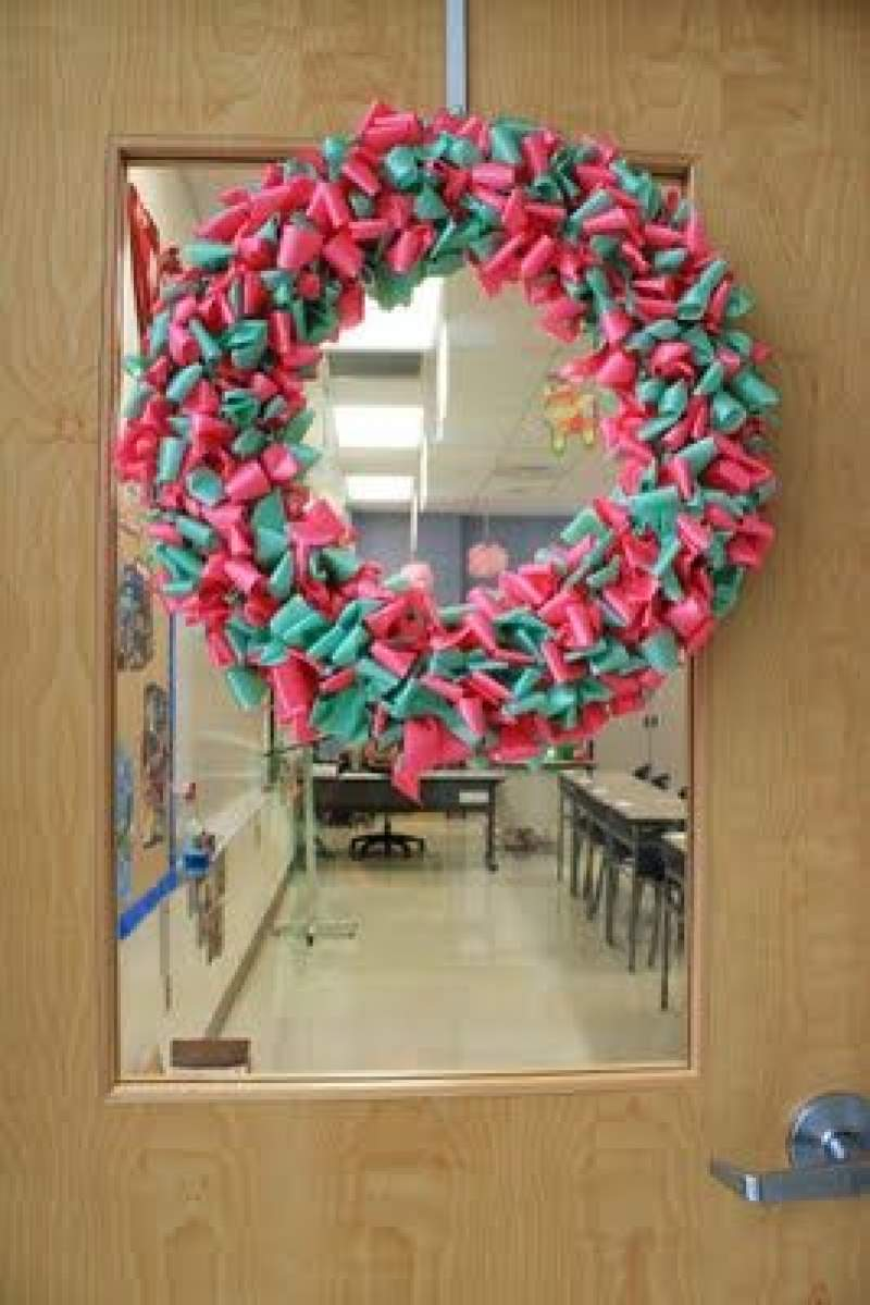 Christmas Decor For Classroom
