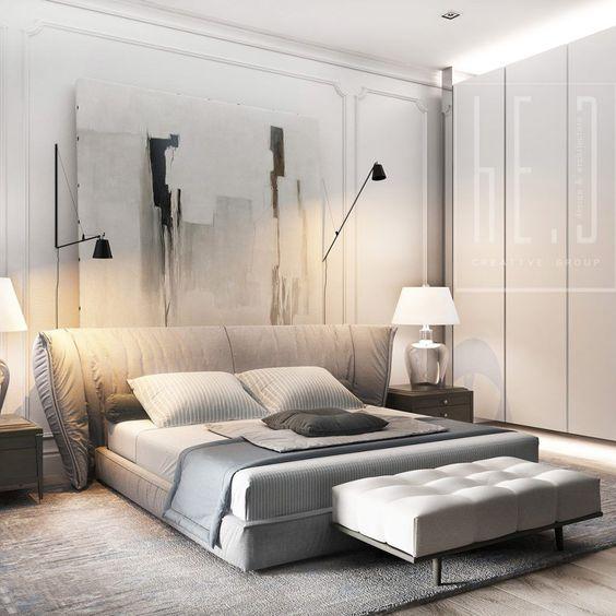 Lovely Minimalist Bedroom Design 50 Ideas Lmbd Wtsenates Info
