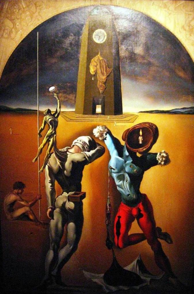 Salvador Dal was a versatile artist Some of his more