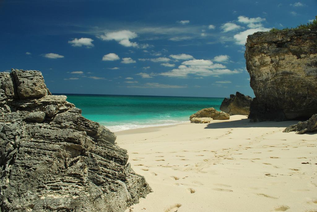 Eleuthera islands and their gorgeous beaches  Bahamas