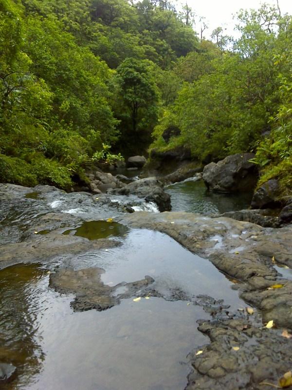 Na Pali Coast Hike Kalalau Trail Hanakapi'ai Falls Hankapi'ai Beach