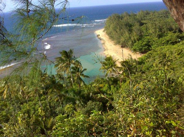 Trail Na Pali Coast Beaches