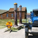 Bodie State Historic Park is worth a side trip after visiting Mono Lake