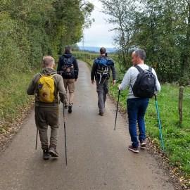 Meerdaagse hike Ardennen, België, 4 t/m 6 oktober 2019