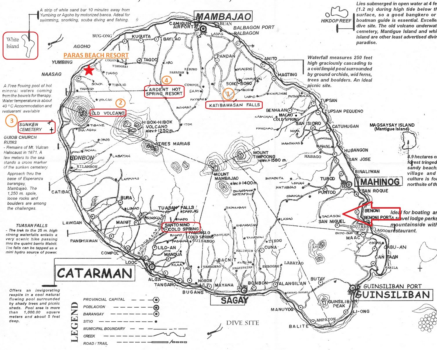 Camiguin Tour In Ten So Many Ways Possible
