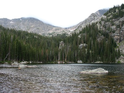 Ypsilon Lake