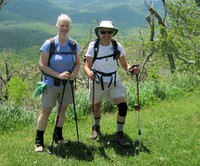 MST8-Sharon and Danny at Buck Spring Overlook