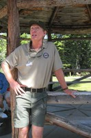 Park aide  Dave