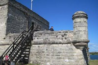 Fort Matanzas - close up