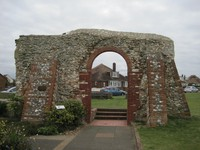 Norfolk Coast Path - St. Edmund chapel