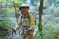 On Caldwell Fork Trail Oct. 2, 2014