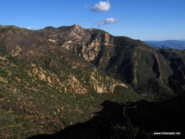 View of Rattlesnake Canyon