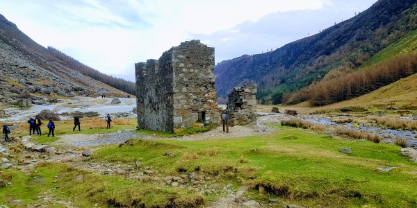 Old lead Mines Glendalough