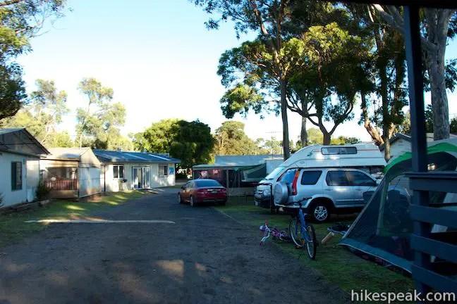Big 4 Caravan Park  Phillip Island  Australia