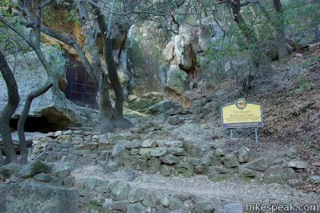 Chumash Painted Cave Trail  Santa Barbara  Hikespeakcom