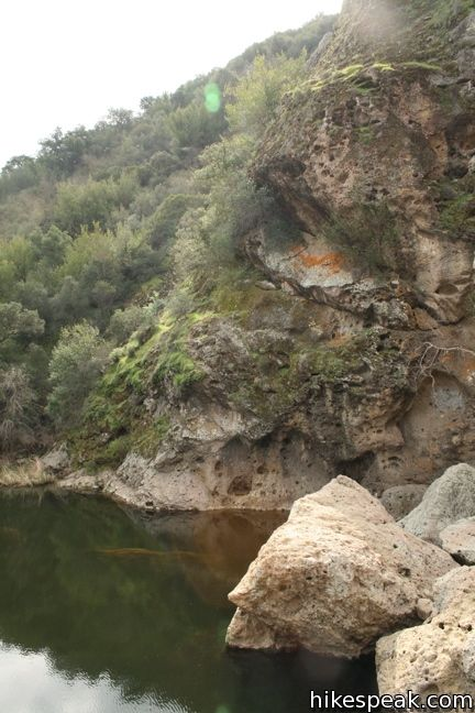 Rock Pool to Century Lake Gorge Traverse  Malibu Creek