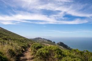 Coastal View Trail – Mt Tam