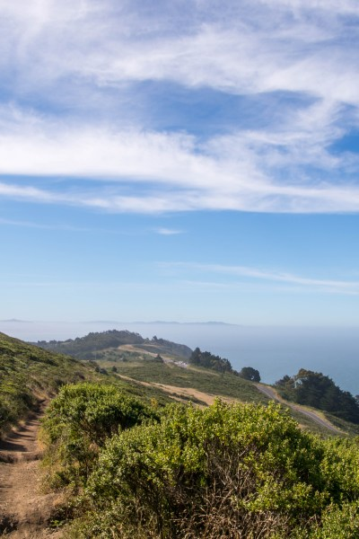 Coastal View Trail - Mt Tam | Hike Then Wine