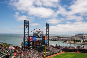 AT&T Park | Hike then Wine