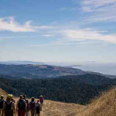 Pole Mountain Guided Hike – Sonoma Coast