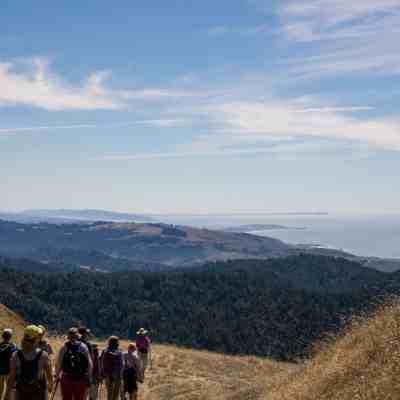 Pole Mountain Guided Hike – Sonoma Coast